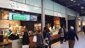 Fred's Gare Saint-Lazare