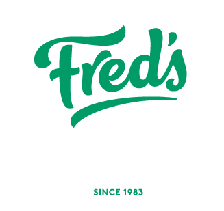 Freds Waffles and ice